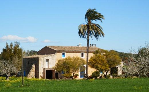 Mallorquinischer Stil, Bauernhaus, Felanitx