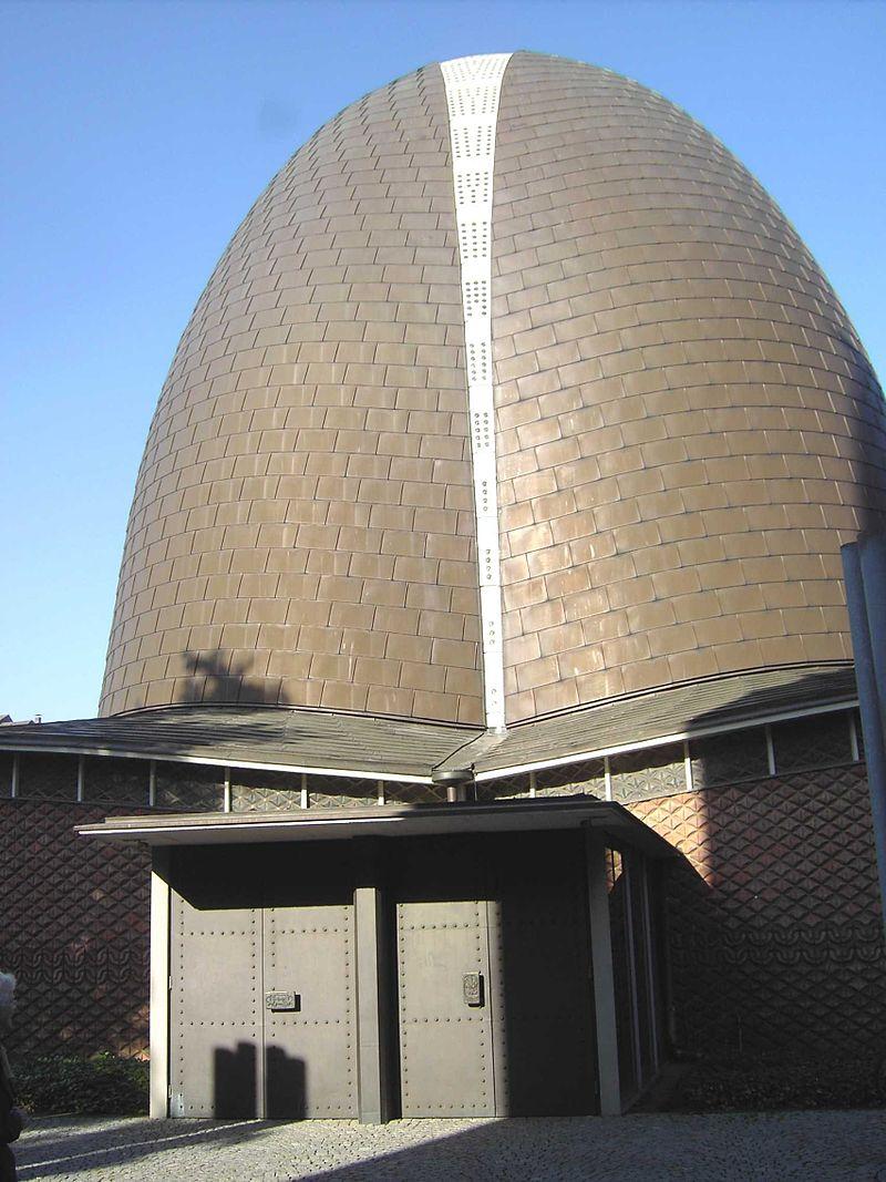 Paul Schneider-Esleben, Architekt in Düsseldorf