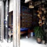 Fächer und Kürbisse Laden in Suzhou
