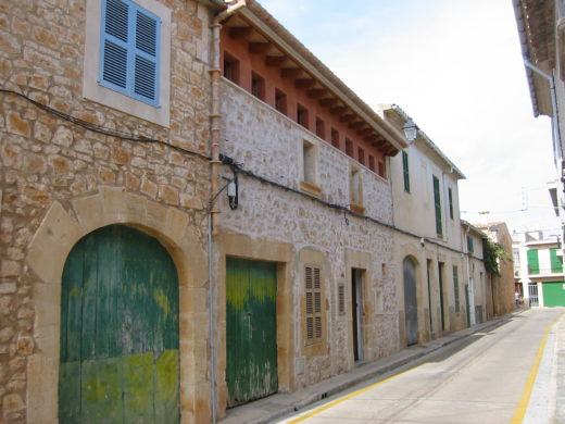 Umbau Dorfhaus auf Mallorca