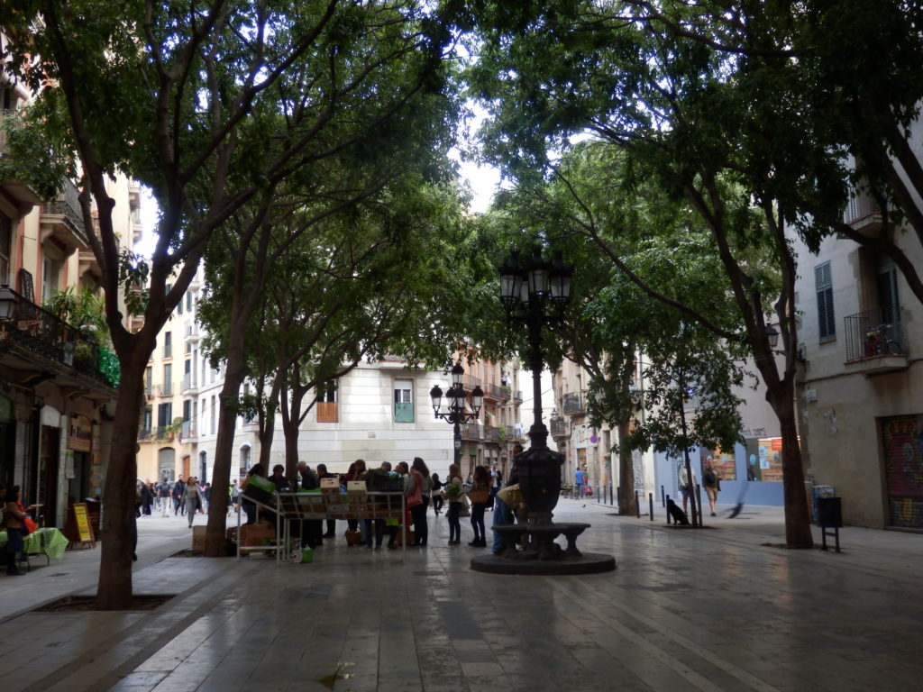 Pg. Born Barcelona