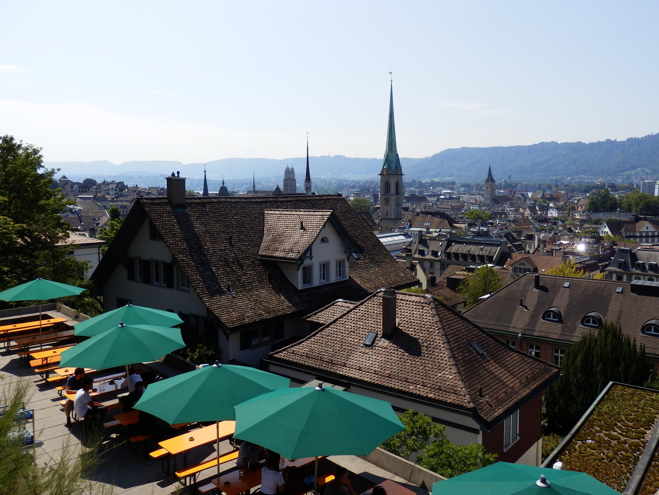 Ein spannendes Wochenende in Zürich, 6 Gründe und mehr…