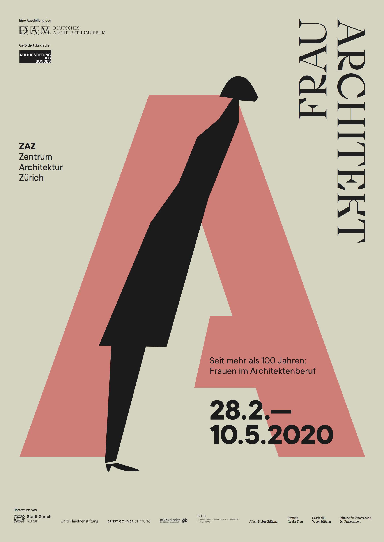 """Ausstellung """"Frau Architekt"""""""